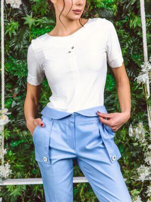 Pantalone 060R sv plave 1