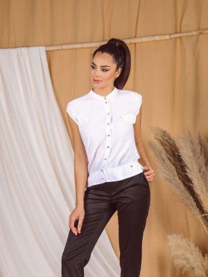 Bluza 110 q bela