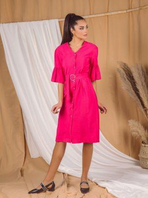 Haljina 210 Q pink