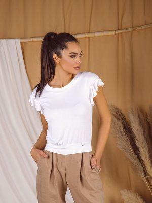 Majica 180 Q bela