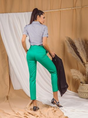 Pantalone 040Q zelene pozadi