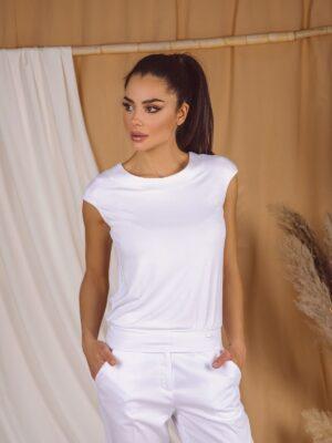 Majica 181Q bela
