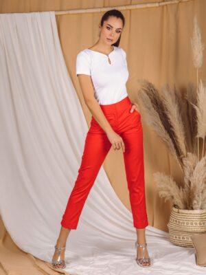 Pantalone 285 R crvene
