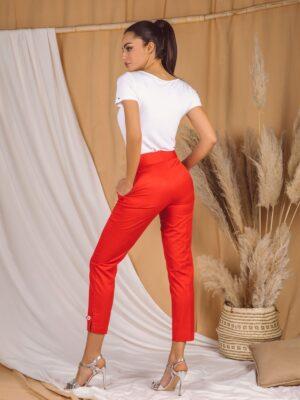 Pantalone 285 R crvene Pozadi