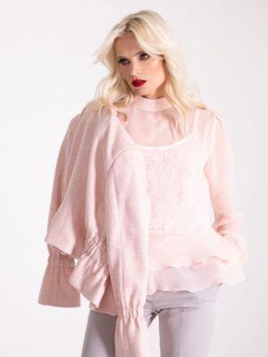 Bluza 240S roze