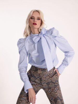 Bluza 310S tufne plave
